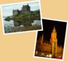 Startseite Urlaubstagebücher Bild10 - Eilean Donan Castle Schottland, Neues Rathaus München