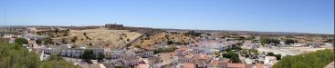 Aussicht von der Burg von Castro Marim: Aussicht von der Burg von Castro Marim