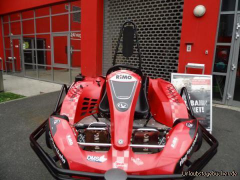 Die  Karts am Nürburgring: Die  Karts am Nürburgring
