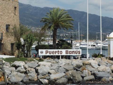 Hafen von Puerto Banus: Hafen von Puerto Banus