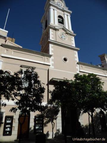 Innenstadt von Gibraltar: Innenstadt von Gibraltar
