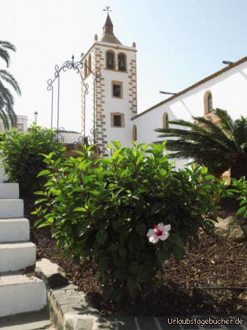 Kirche in Betancuria: Kirche in Betancuria