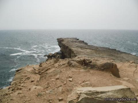 Bis zur Felsennase La Pared: Bis zur Felsennase La Pared