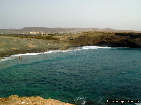 Bucht La Pared: Bucht La Pared