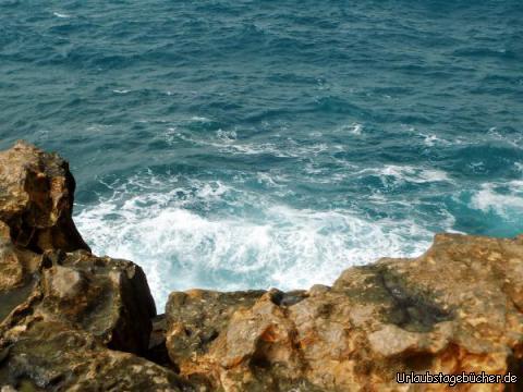 Am äußersten Rand in Punta Guadelupe: Am äußersten Rand in Punta Guadelupe