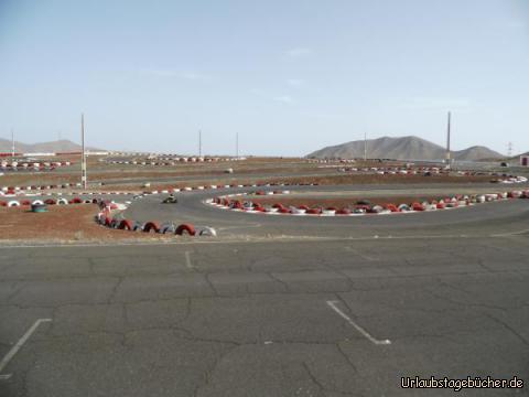 Kartbahn Fuerteventura: Kartbahn Fuerteventura
