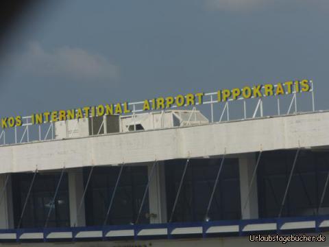 Flughafen Kos: Flughafen Kos
