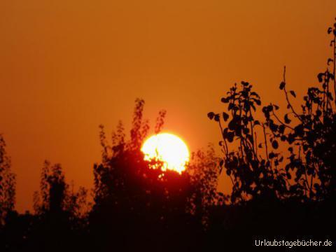 Sonnenuntergang auf Kos: Sonnenuntergang auf Kos
