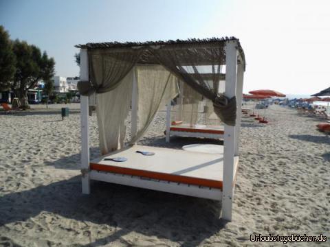 Strand bei Mastihari: Strand bei Mastihari