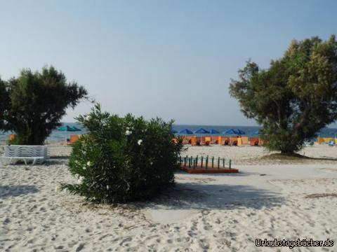 Spaziergang an der Strandpromenaden Mastihari: Spaziergang an der Strandpromenaden Mastihari