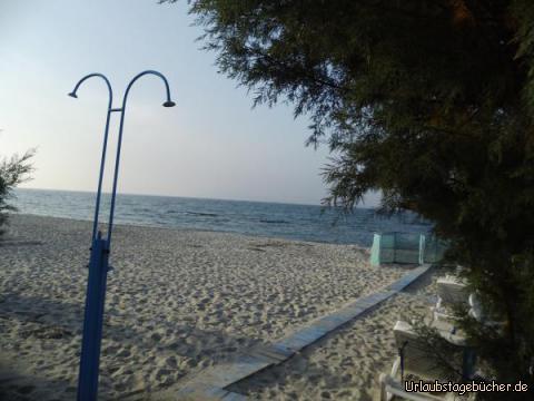 Marmari Strand: Marmari Strand