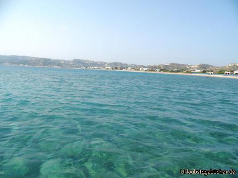 Überfahrt nach Nisi Kastri: Überfahrt nach Nisi Kastri