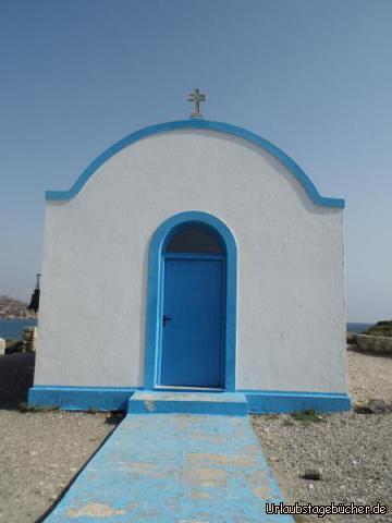 Nikolaus-Kapelle auf Nisi Kastri: Nikolaus-Kapelle auf Nisi Kastri