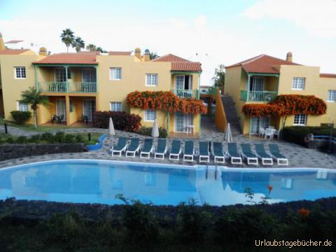 Hotelanlage La Caleta: Hotelanlage La Caleta