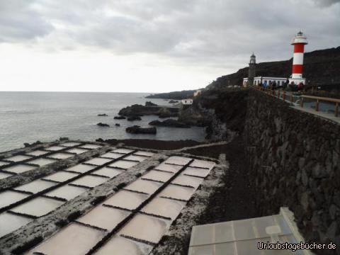 Salinen auf La Palma: Salinen auf La Palma