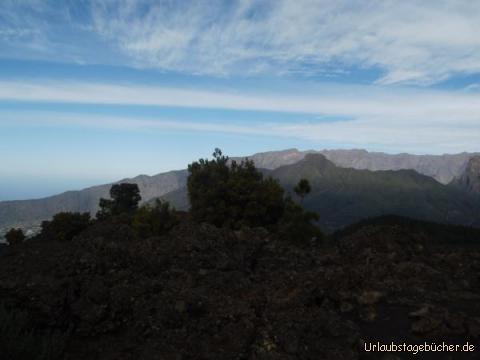 Mirador Astronomica auf La Palma: Mirador Astronomica auf La Palma