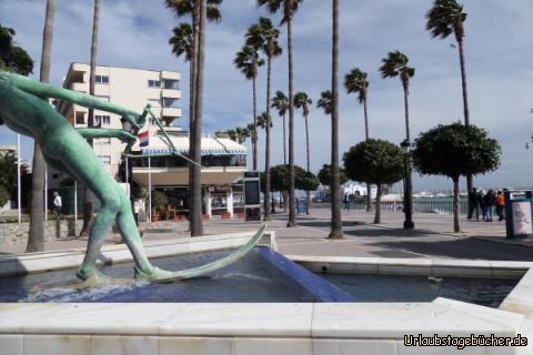 Strandpromenade Marbella: Strandpromenade Marbella