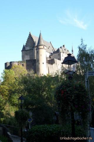 Burg von Vianden: Burg von Vianden
