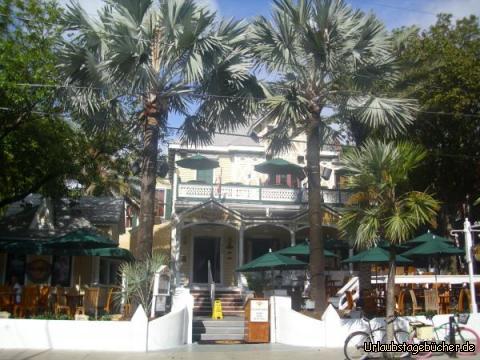 Hard Rock Cafe: das Hard Rock Cafe von Key West