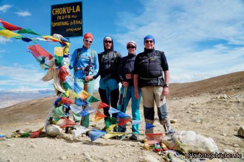 Choku-La Pass: Choku-La Pass