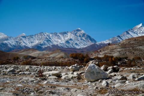 Landschaft: beeindruckende Landschaft